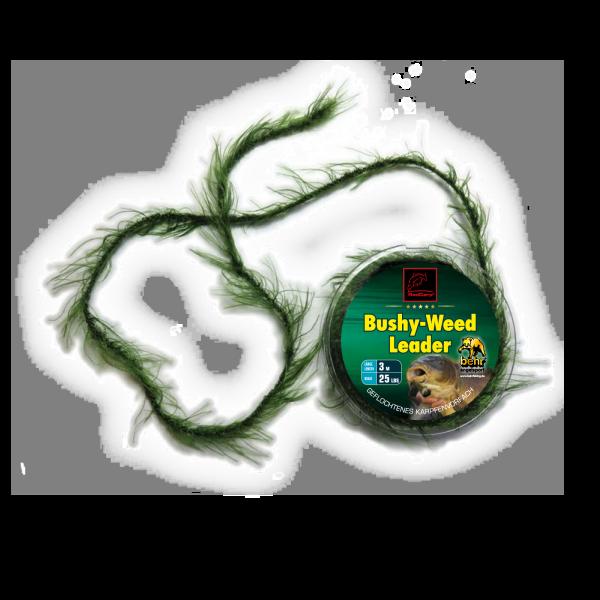 Bushy Weed Vorfach Karpfen RedCarp Behr 3m Rolle Spule