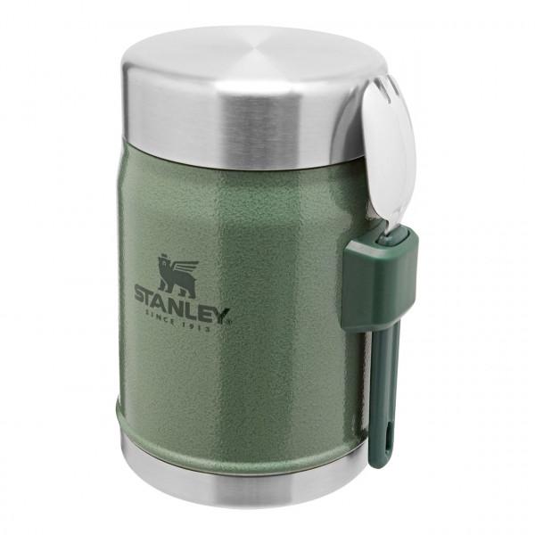 Stanley Food Jar Classic Hammer grün spork Thermo Behälter outdoor camping survival