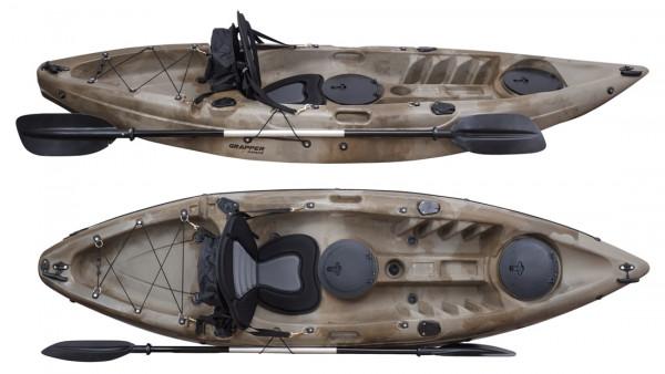 Grapper Pike X 2021 Desert Camo Kayak Angel Boot Sand Kaufen